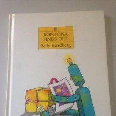 Libros de segunda mano: ROBOTINA FINDS OUT. Lote 145552310