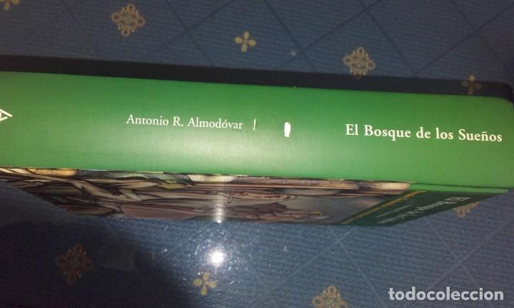 Libros de segunda mano: EL BOSQUE DE LOS SUEÑOS, DE ANTONIO R ALMODOVAR (ANAYA, PREMIO NACIONAL LITERATURA INF Y JUV 2005) - Foto 3 - 124939199