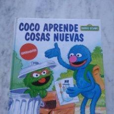Libros de segunda mano: LOTE BARRIO SESAMO. 8 LIBROS.. Lote 145798104