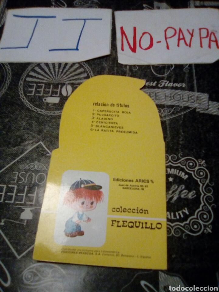 Libros de segunda mano: Cuento troquelado caperucita roja colección flequillo - Foto 2 - 145830434