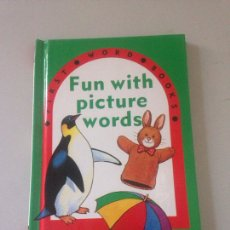 Libros de segunda mano: FUN WITH PICTURE WORDS. Lote 146079641