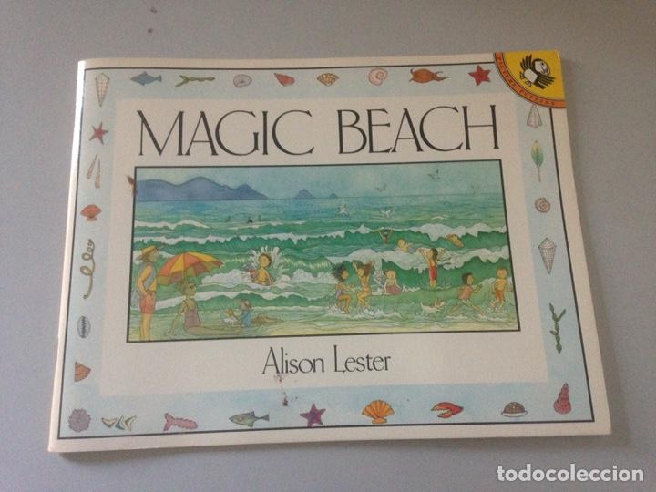 MAGIC BEACH - ALISON LESTER (Libros de Segunda Mano - Literatura Infantil y Juvenil - Cuentos)