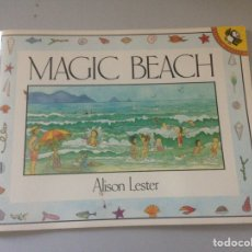 Libros de segunda mano: MAGIC BEACH - ALISON LESTER. Lote 146081521