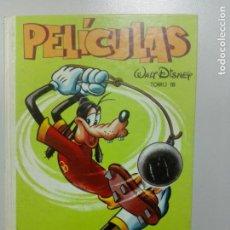 Libros de segunda mano: PELÍCULAS WALT DISNEY. TOMO 18 - WALT DISNEY. Lote 146262625