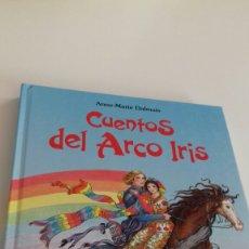 Libros de segunda mano: CUENTOS DEL ARCO IRIS. EVEREST. Lote 146381618