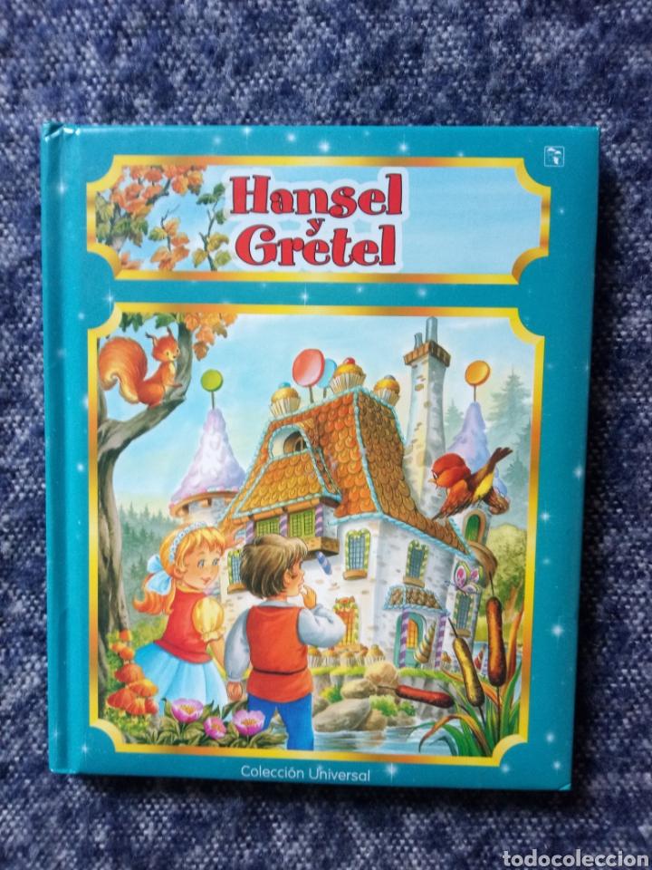 HANSEL Y GRETEL. EDICIONES SALDAÑA (Libros de Segunda Mano - Literatura Infantil y Juvenil - Cuentos)