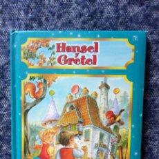 Libros de segunda mano: HANSEL Y GRETEL. EDICIONES SALDAÑA. Lote 146478516