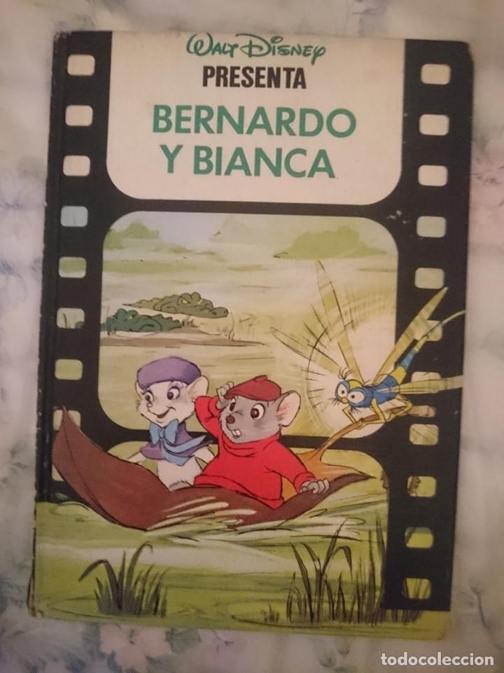 WALT DISNEY - BERNARDO Y BIANCA (Libros de Segunda Mano - Literatura Infantil y Juvenil - Cuentos)