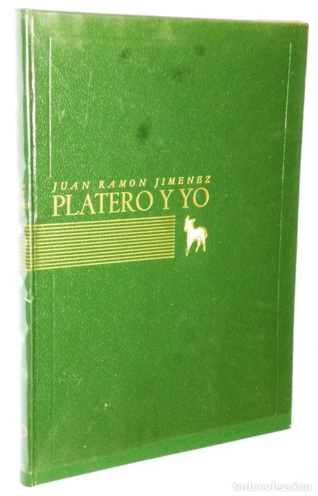 PLATERO Y YO. ELEGIA ANDALUZA (1907-1916) (Libros de Segunda Mano - Literatura Infantil y Juvenil - Cuentos)