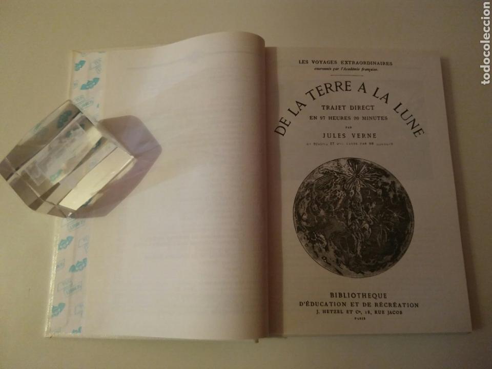 Libros de segunda mano: Colección-TUS LIBROS-ANAYA-Año1980-JULES VERNE DE LA TIERRA A LA LUNA-N.84 - Foto 9 - 146653729