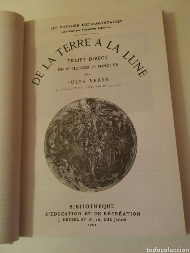 Libros de segunda mano: Colección-TUS LIBROS-ANAYA-Año1980-JULES VERNE DE LA TIERRA A LA LUNA-N.84 - Foto 10 - 146653729