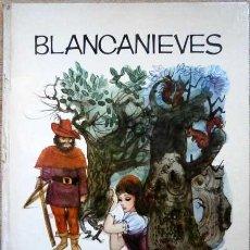 Libros de segunda mano: BLANCANIEVES, EL GUISANTE, HISTORIA DE NAVIDAD COLECCION RUBI SUSAETA 1970 ILUSTRA FERNANDO SAEZ. Lote 146673622