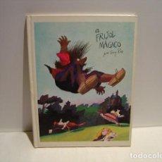 Libros de segunda mano: EL FRIJOL MÁGICO - TONY ROSS - ASURI 1983. Lote 147214066