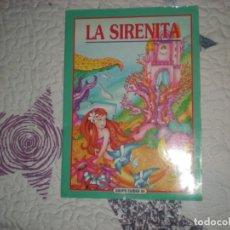 Libros de segunda mano: LA SIRENITA,EDIDER 1997. Lote 147324658
