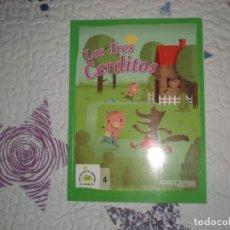 Libros de segunda mano: LOS TRES CERDITOS,LOS MEJORES CUENTOS DE SIEMPRE Nº4,SOL 2011. Lote 147326018