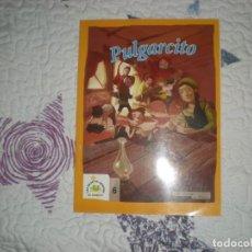 Libros de segunda mano: PULGARCITO,LOS MEJORES CUENTOS DE SIEMPRE Nº 6,SOL 2011. Lote 147326494