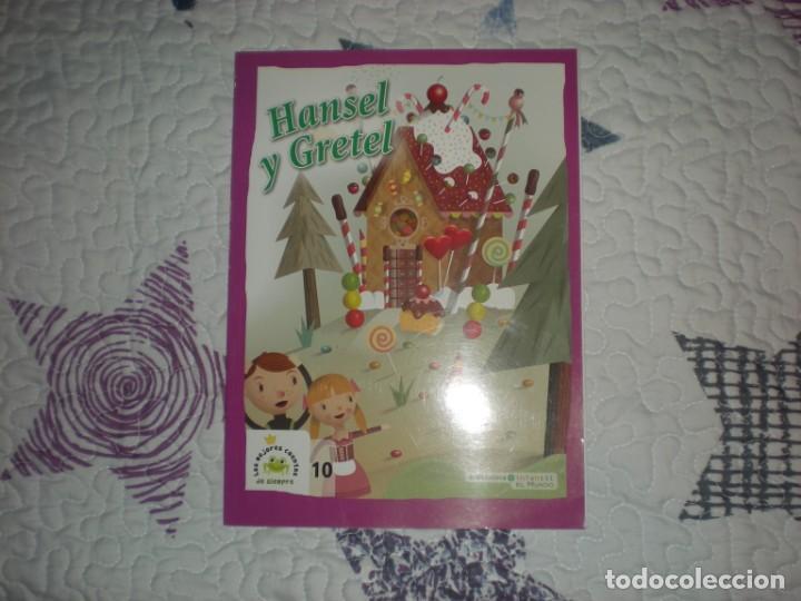 HANSEL Y GRETEL (Libros de Segunda Mano - Literatura Infantil y Juvenil - Cuentos)