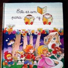 Libros de segunda mano: JAN Nº 1 Y 2 MP 1986 TAPA DURA NUEVO BLANCANIEVES-FLAUTISTA-GATO-PULGARCITO. Lote 147440054