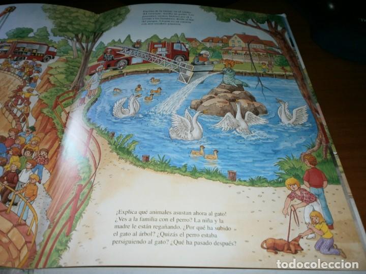 Libros de segunda mano: NUESTROS AMIGOS, LOS BOMBEROS - DIETER BÜSCH - ELFOS EDICIONES, S.L., 1999. - Foto 7 - 147580606