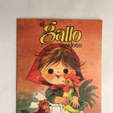 Libros de segunda mano: CUENTO INFANTIL. EL GALLO VANIDOSO. EDITA: SEMIC (A.1968). Lote 147614053