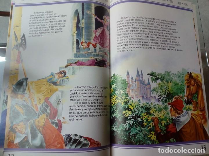Libros de segunda mano: Libro de Cuentos El Gran Tesoro de los cuentos de Hadas II - Foto 5 - 147778814