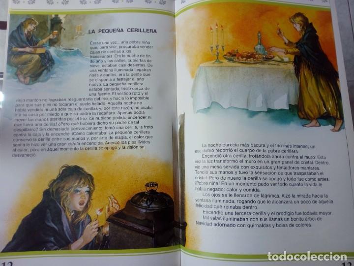 Libros de segunda mano: Libro de Cuentos El Gran Tesoro de los cuentos de Hadas II - Foto 6 - 147778814