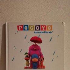 Libros de segunda mano: LIBRO - POCOYO EL COLOR AZUL - INFANTIL. Lote 147791478