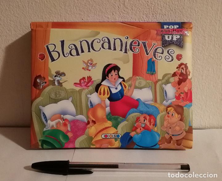 LIBRO TROQUELADO - BLANCANIEVES POP UP - WALT DISNEY -TODO LIBRO (Libros de Segunda Mano - Literatura Infantil y Juvenil - Cuentos)
