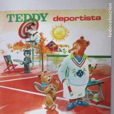 Libros de segunda mano: TEDDY DEPORTISTA. CUENTOS FHER.1968. Lote 148061358