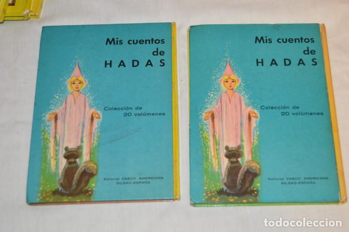 Libros de segunda mano: LOTE 6 EJEMPLARES - MIS CUENTOS DE HADAS / ALEGRES ANIMALES - AÑOS 60 - EVA - VINTAGE - ENVÍO 24H - Foto 7 - 148082670