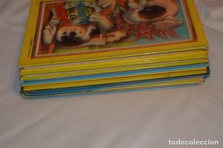Libros de segunda mano: LOTE 6 EJEMPLARES - MIS CUENTOS DE HADAS / ALEGRES ANIMALES - AÑOS 60 - EVA - VINTAGE - ENVÍO 24H - Foto 16 - 148082670