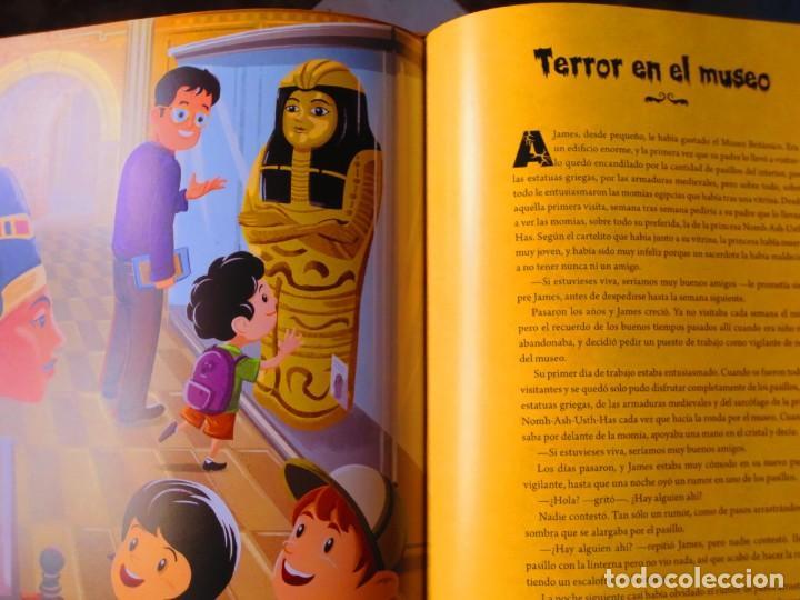 Libros de segunda mano: Cuentos de Halloween. 13 Historias Escalofriantes para pasartelo de Miedo (Biblok) - Foto 9 - 148543694