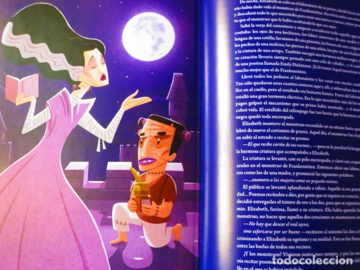 Libros de segunda mano: Cuentos de Halloween. 13 Historias Escalofriantes para pasartelo de Miedo (Biblok) - Foto 10 - 148543694