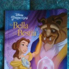 Libros de segunda mano: DISNEY PRINCESAS – LA BELLA Y LA BESTIA 2017. Lote 148586498