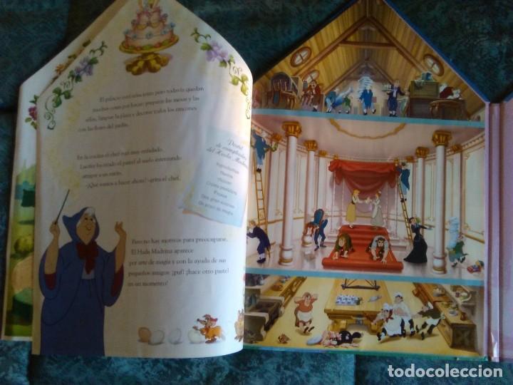Libros de segunda mano: DISNEY PRINCESAS – EL PALACIO DE CENICIENTA - Foto 4 - 148586862