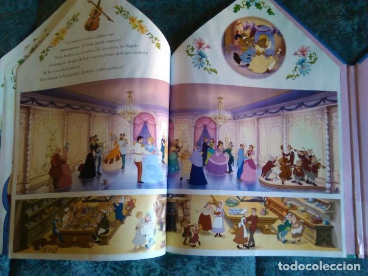 Libros de segunda mano: DISNEY PRINCESAS – EL PALACIO DE CENICIENTA - Foto 5 - 148586862