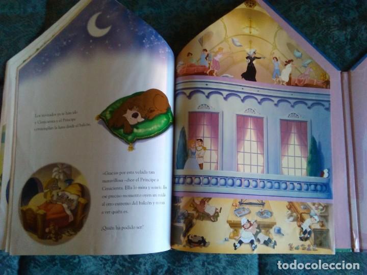 Libros de segunda mano: DISNEY PRINCESAS – EL PALACIO DE CENICIENTA - Foto 6 - 148586862