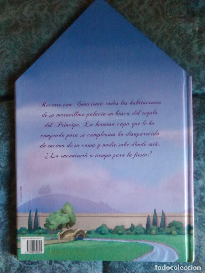 Libros de segunda mano: DISNEY PRINCESAS – EL PALACIO DE CENICIENTA - Foto 7 - 148586862