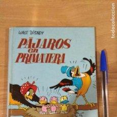 Libros de segunda mano: PÁJAROS EN PRIMAVERA, EDITORIAL MOLINO, 1968. Lote 148619450