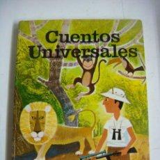 Libros de segunda mano: LIBRO DE CUENTOS UNIVERSALES. Lote 148686690
