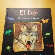 Libros de segunda mano: EL LLOP. EL SENYOR DELS BOSCOS (CHRISTIAN HAVARD). Lote 178063333