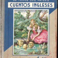 Libros de segunda mano: CUENTOS INGLESES (ARALUCE, 1936). Lote 148815306
