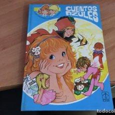 Libros de segunda mano: CUENTOS AZULES Nº 1 (ED. TORAY) MARIA PASCUAL 1980 (LB36). Lote 148989946