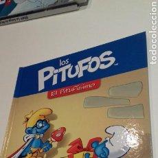 Livros em segunda mão: LOS PITUFOS.EL PITUFISIMO. Lote 149212514