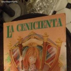 Libros de segunda mano: CUENTO CARTON DURO , LA CENICIENTA 1994 BEASCOA - SERIE ILUSION. Lote 149739730