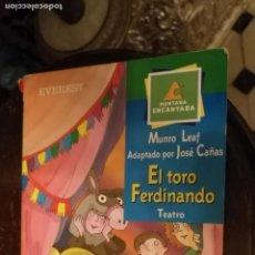 Libros de segunda mano: CUENTO EDICIONES EVEREST. Lote 149740138