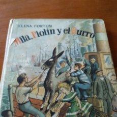 Libros de segunda mano: MILA, PIOLIN Y EL BURRO. Lote 150073448