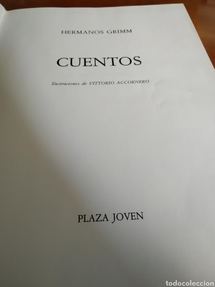 Libros de segunda mano: CUENTOS DE LOS HERMANOS GRIMM - Foto 3 - 150214074