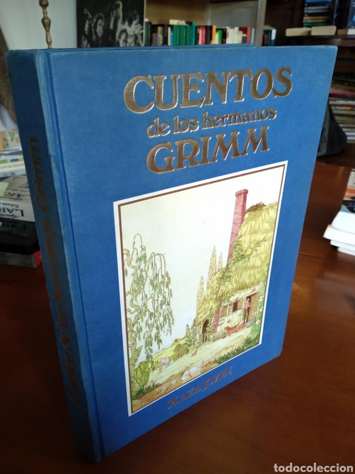 Libros de segunda mano: CUENTOS DE LOS HERMANOS GRIMM - Foto 4 - 150214074