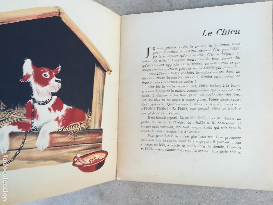 Libros de segunda mano: la ferme du pere castor - Ilustraciones de Guertik, Helene - PRimera edicion 1937 - - Foto 3 - 150272906
